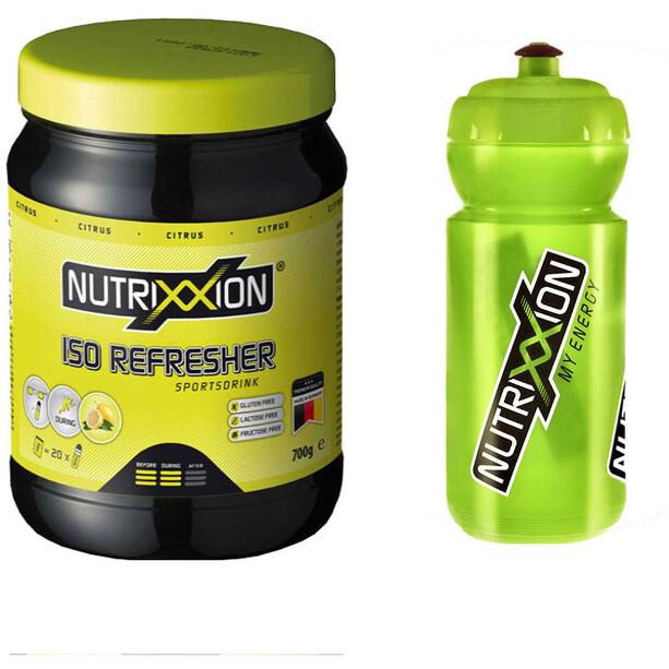 Nutrixxion Refresher Special 700g mit Flasche (600ml) Zitrus