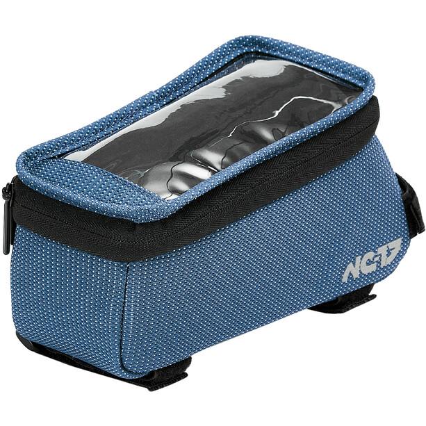 NC-17 Connect Smartphone Tasche Appcon blau