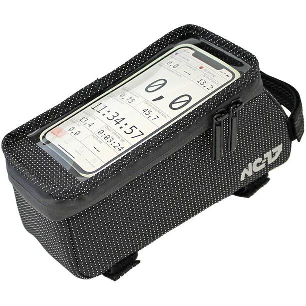 NC-17 Connect Seitenlader Smartphone Oberrohrtasche XL black
