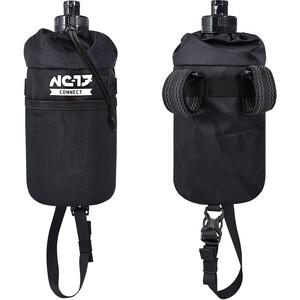 NC-17 Connect Storage Lenkertasche schwarz schwarz