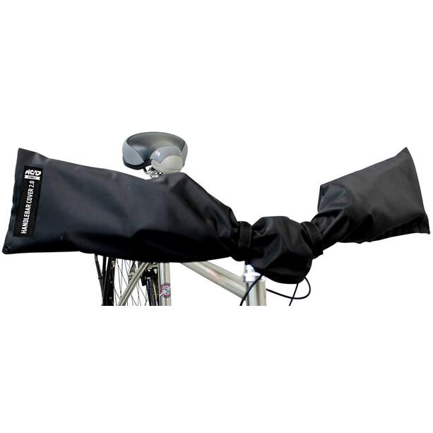 NC-17 E-Bike Cover 1 x Lenker 1 x Unterrohr 1 x Motor black