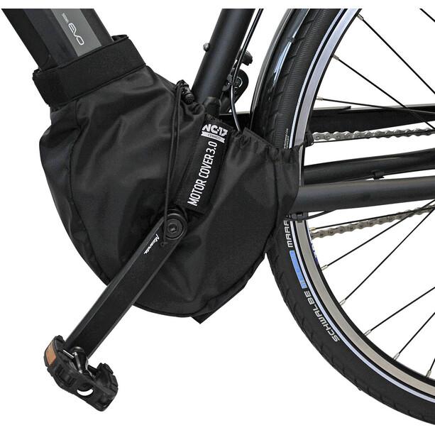 NC-17 E-Bike Cover 1 x Unterrohr 1 x Motor black