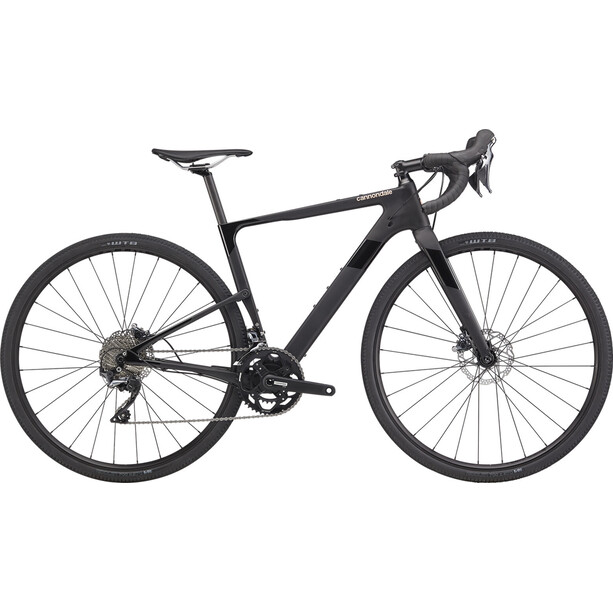Cannondale Topstone Carbon Ultegra RX 2 2. Wahl black pearl