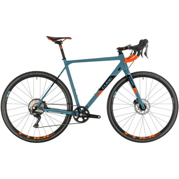 Cube Cross Race SL 2. Wahl bluegrey'n'orange