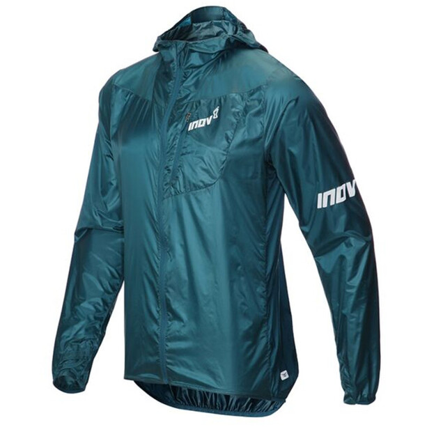 inov-8 Windshell Full-Zip Jacke Herren green