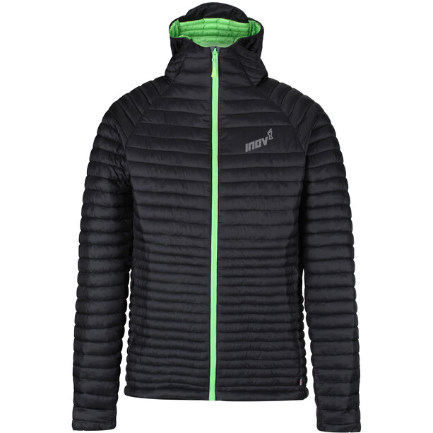 inov-8 Thermoshell Pro Full-Zip Jacke Herren black/green