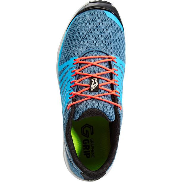 inov-8 Roclite G 290 Schuhe Damen blue/grey/pink