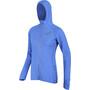 inov-8 Technical Mid Hoodie Damen blau