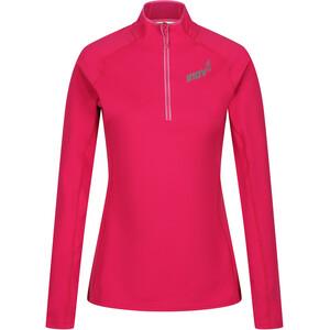 inov-8 Technical Mid Half Zip Mid Layer Damen pink pink