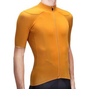 Isadore I7A3O7E Echelon Golden Oak Trikot Kurzarm Herren orange orange
