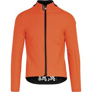 ASSOS Mille GT Ultraz Evo Winterjacke Herren orange orange