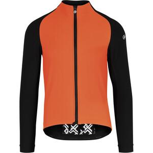 ASSOS Mille GT Evo Winterjacke Herren orange orange