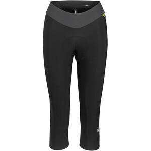 ASSOS UMA GT Frühling/Herbst Half Knickers Damen blackseries blackseries