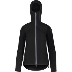 ASSOS Trail Winter Softshell Jacke Damen blackseries blackseries