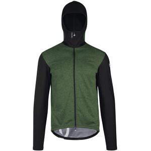 ASSOS Trail Veste à capuche Printemps/Automne Homme, vert vert