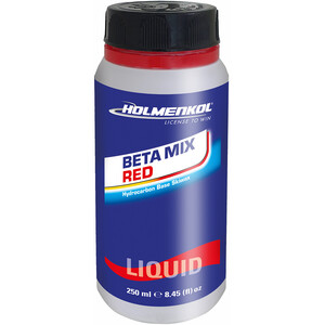 Holmenkol Betamix Red Cire de ski liquide 250ml