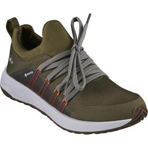 Viking Footwear Engenes GTX Schuhe Kinder khaki/orange khaki/orange