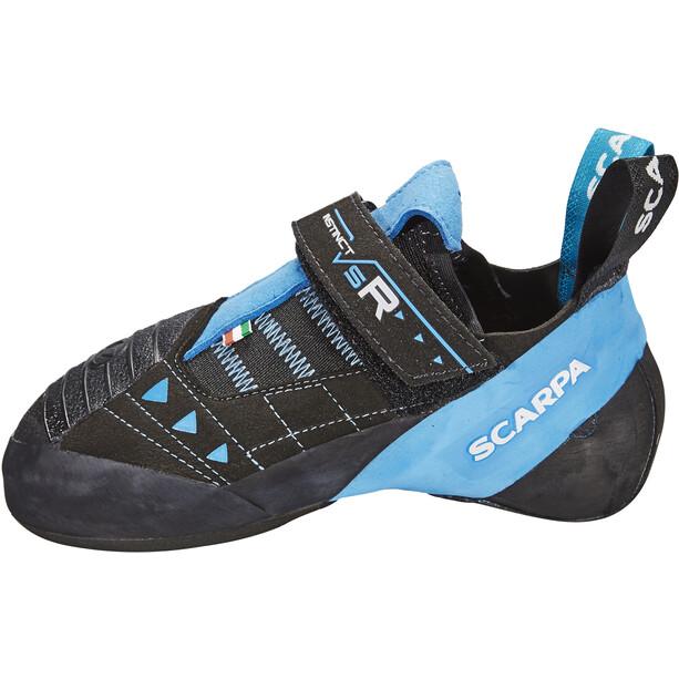 Scarpa Instinct VSR Shoes black/azure