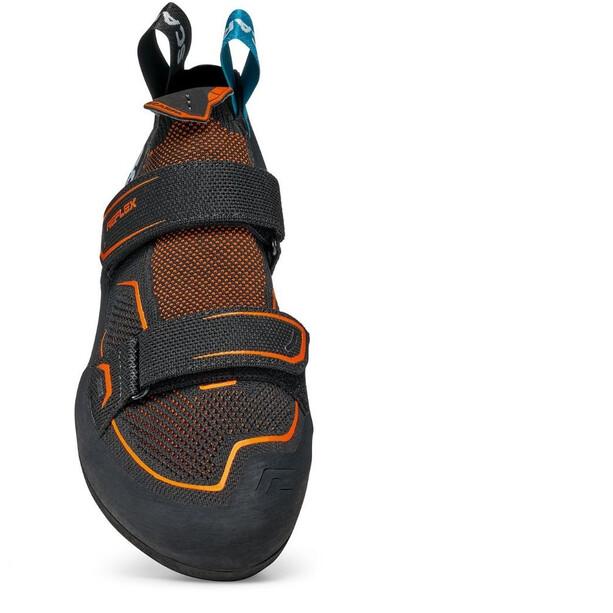Scarpa Reflex V Climbing Shoes black/flame