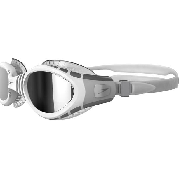 speedo Futura Biofuse Mirror Flexiseal Lunettes de protection, gris