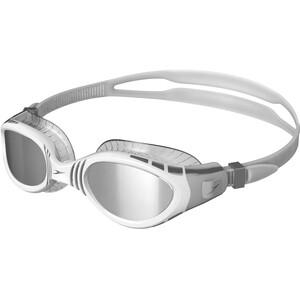 speedo Futura Biofuse Mirror Flexiseal Gafas, gris gris
