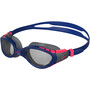 speedo Futura Biofuse Flexiseal Tri Goggles navy/phoenix red/charcoal