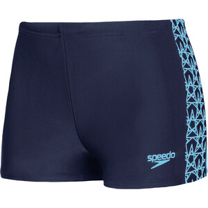 speedo Boomstar Splice Aquashorts Boys navy/pool navy/pool