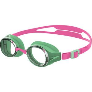 speedo Hydropure Brille Kinder pink/green pink/green