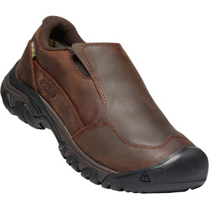 Keen Hoodoo III Slip On WP Shoes Women, tortoise shell/mulch tortoise shell/mulch