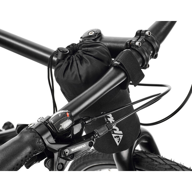 Red Cycling Products Thermo Snack Bag for stem or handlebar svart