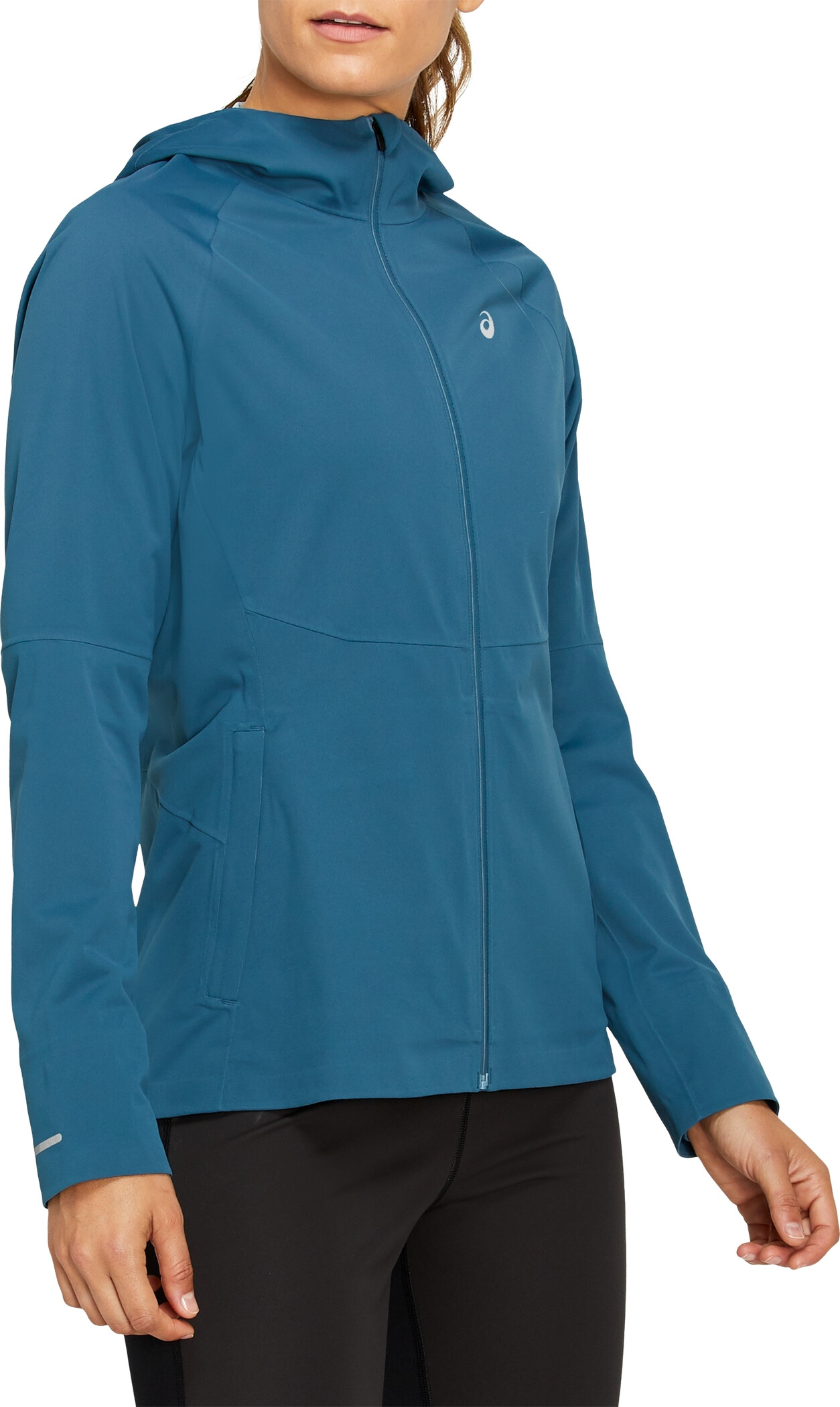 asics Accelerate Jacke Damen magnetic blue