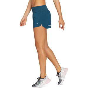 "asics Road 3,5"" Shorts Damen magnetic blue magnetic blue"