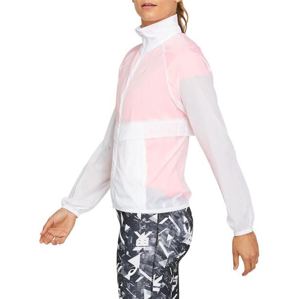 asics Future Tokyo Veste Femme, brilliant white/brilliant white