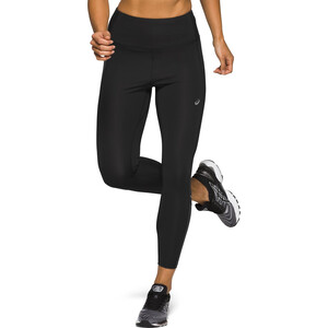 asics Tokyo Highwaist Tights Damen performance black/graphite grey performance black/graphite grey