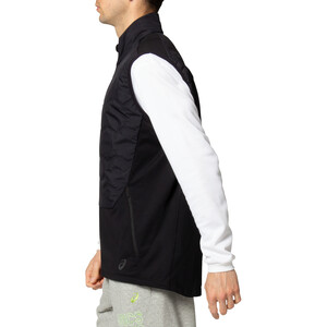 asics Winter Vest Men svart svart