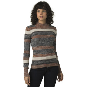Prana Acadia Sweater Damen magnet grey magnet grey