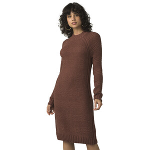 Prana Nemma Kleid Damen flannel flannel
