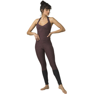 Prana Zandra Leggings Damen raisin heather raisin heather