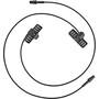 SRAM eTap MultiClics Skifter Inkl. holder 2 stk. 450mm
