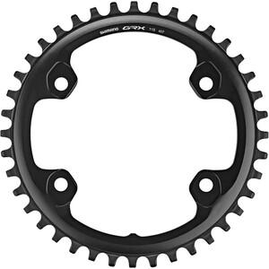 Shimano GRX FC-RX810-1 Plateau 11 vitesses, noir noir