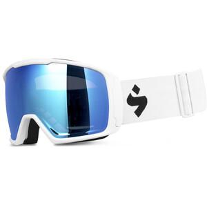 Sweet Protection Clockwork RIG Reflect BLI Goggles Herren weiß/blau weiß/blau