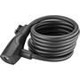Axa Resolute 8 Cable Lock Ø8mm 180cm black