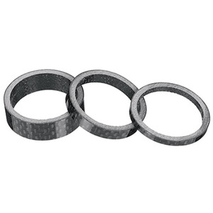 "Humpert Ergotec Carbon Spacer für Steuersatz 1 1/8"" 20mm"