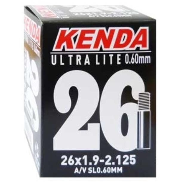"""Kenda Ultralight Schlauch 26"""" 47-57/559"""