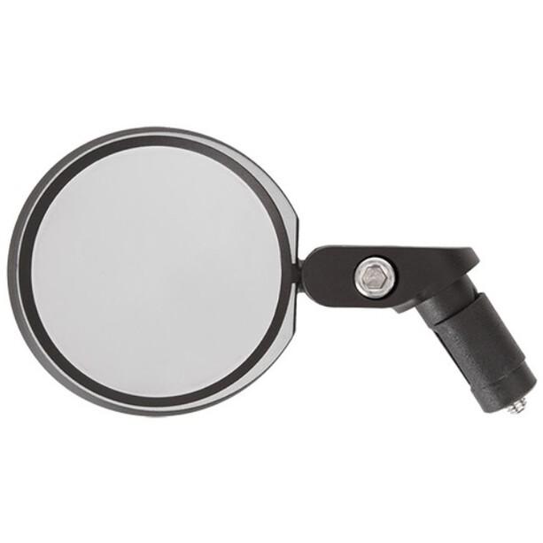 M-Wave Spy Space IN Sidespejl, sort