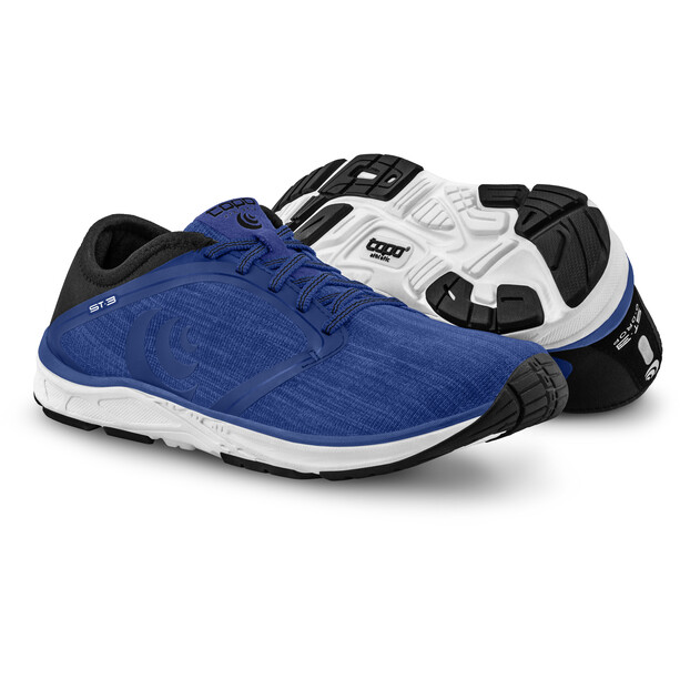 Topo Athletic ST-3 Laufschuhe Herren blue/black