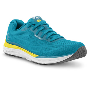 Topo Athletic Fli-Lyte 3 Laufschuhe Damen aqua/yellow aqua/yellow