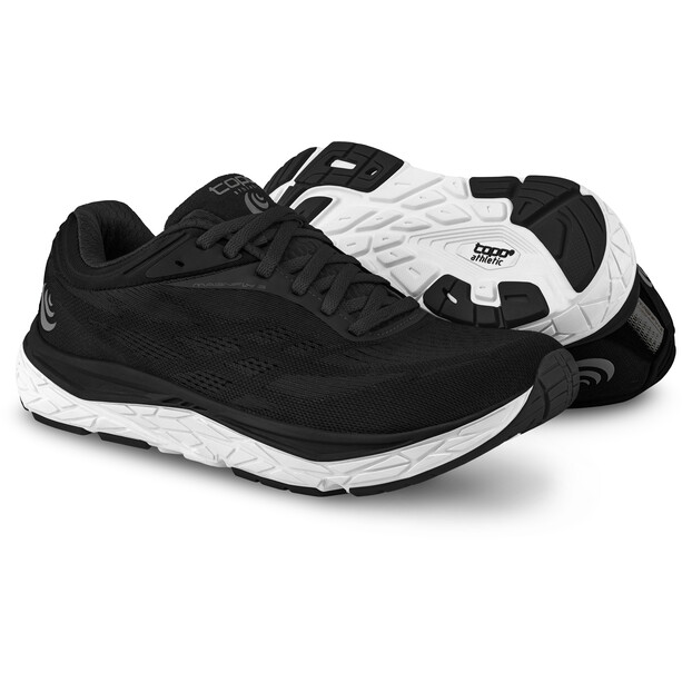 Topo Athletic Magnifly 3 Laufschuhe Herren black/black