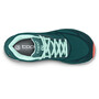 Topo Athletic Magnifly 3 Laufschuhe Damen emerald/sky blue