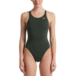 Nike Swim Hydrastrong Solids Fastback One Piece Swimsuit Women galactic jade galactic jade